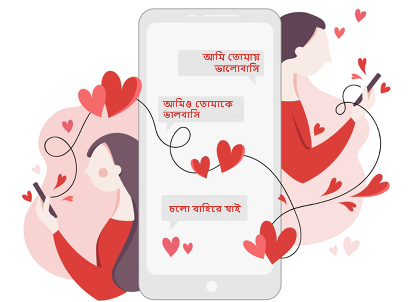 8 Reasons why Bengalis love❤️ the Bangla Keyboard App