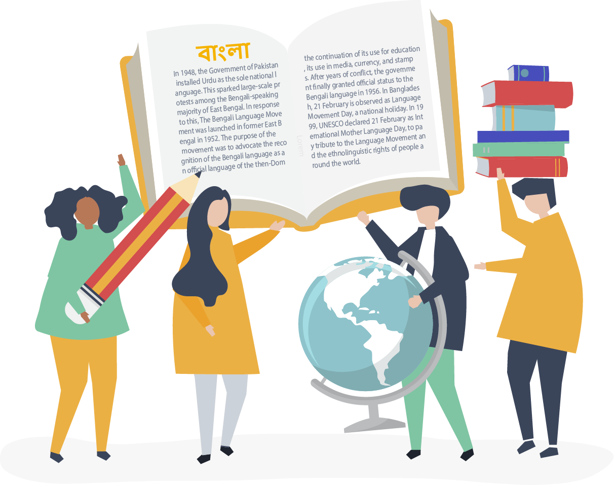 8 Super Cool things you probably didn't know about Bengali Language.