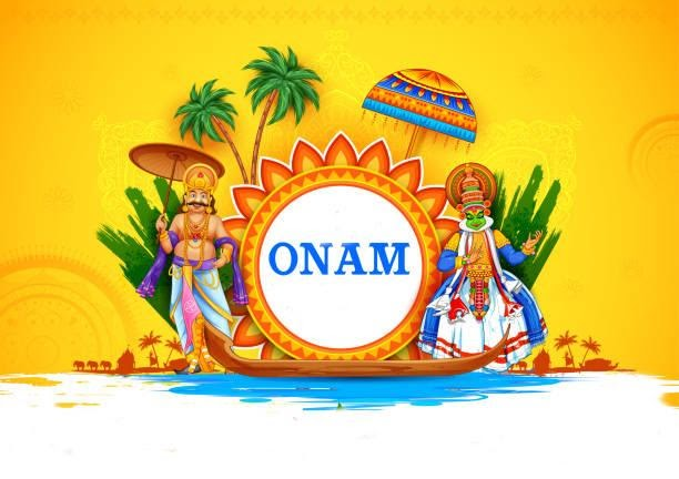 Onam-  The festival of God's own country