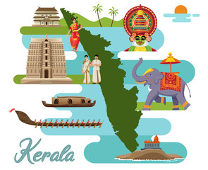 What is special in the culture of Kerala?
